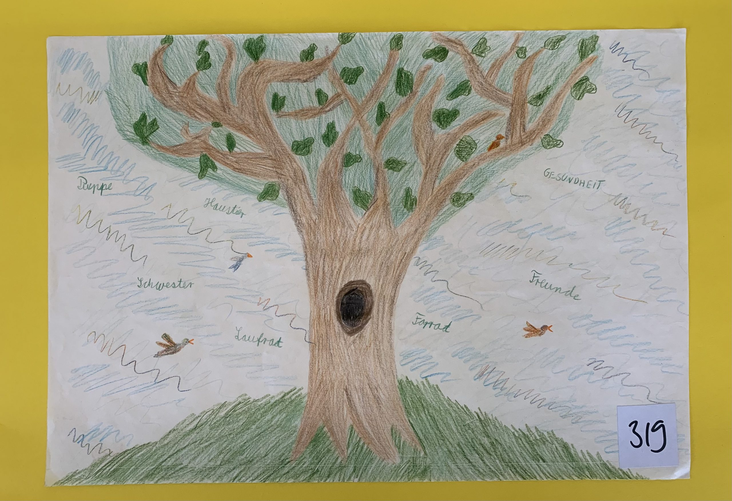 Malwettbewerb 2021 - Mühlbachhofschule